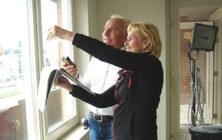 meten monteren Hans Rietel klanten monteren