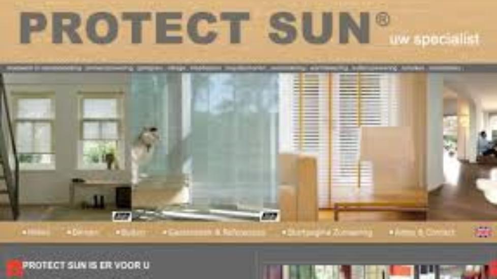 protectsun zonwering raambekleding amsterdam