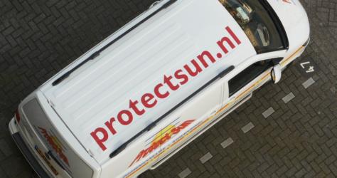 Protectsun Amsterdam is u graag van dienst.